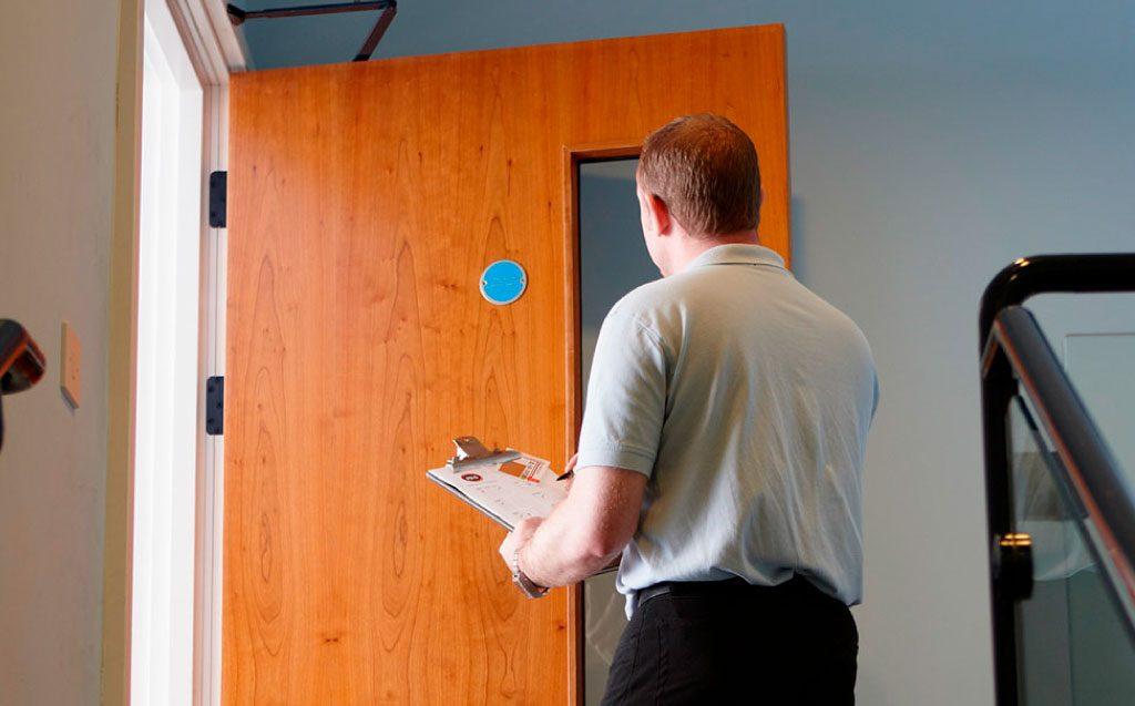 Fire Door Inspections NFPA 80